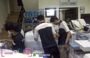 Mesin Fotocopy Error E245, E246, E247, E354, E355, E350