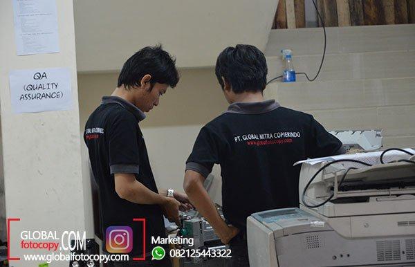 Mesin Fotocopy Second