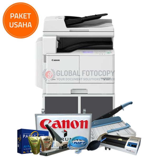 Paket Usaha Canon iR 2006N DADF