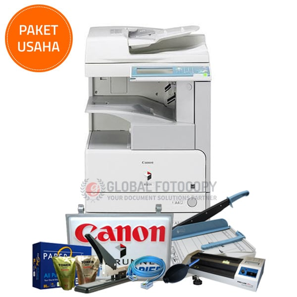 Paket Usaha Canon iR 3035