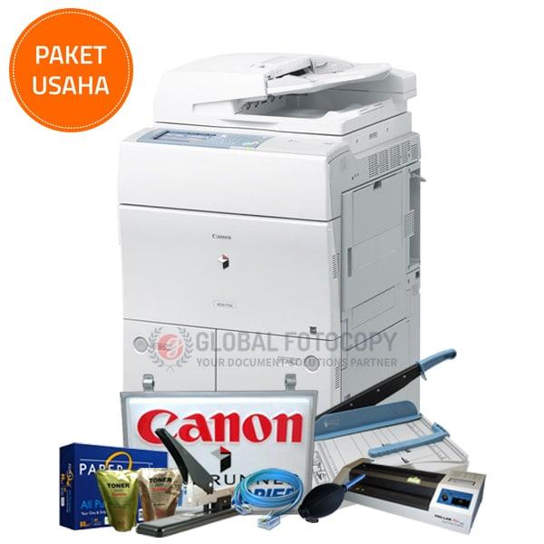 Paket Usaha Fotocopy Canon iR 5055