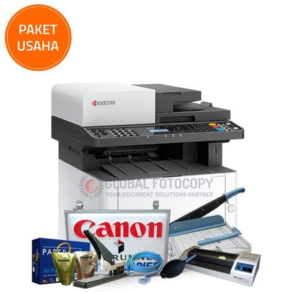 Paket Usaha Fotocopy Kyocera M2040dn